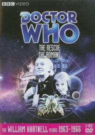 Doctor Who: The Rescue / The Romans Movie