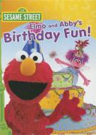 Sesame Street: Elmo And Abbys Birthday Fun! Movie