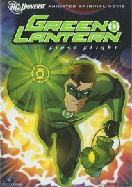 Green Lantern: First Flight Movie
