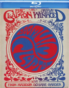 Eric Clapton And Steve Winwood: Live From Madison Square Garden Blu-ray