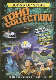 Icons Of Science Fiction: Toho Collection Movie