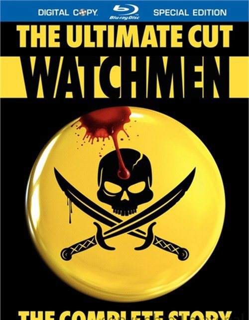 Watchmen: The Ultimate Cut Blu-ray
