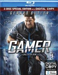 Gamer Blu-ray