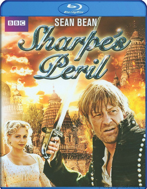 Sharpes Peril Blu-ray