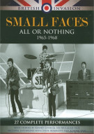 British Invasion: Small Faces - All Or Nothing Movie