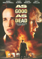 As Good As Dead Movie