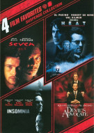 4 Film Favorites: Suspense Collection Movie
