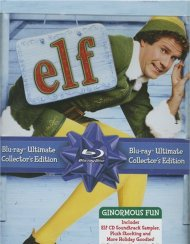 Elf: Ultimate Collectors Edition Blu-ray