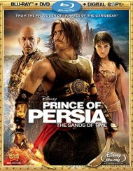 Prince Of Persia: The Sands Of Time (Blu-ray + DVD + Digital Copy) Blu-ray