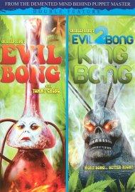 Evil Bong / Evil Bong II: King Bong (Double Feature) Movie