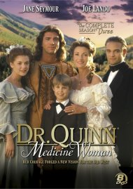 Dr. Quinn Medicine Woman: The Complete Season Three (Repackage) Movie
