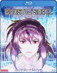 Ghost In The Shell: Stand Alone Complex - Solid State Society Blu-ray