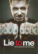 Lie To Me: Season Three Movie