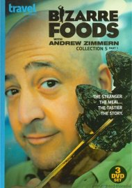 Bizarre Foods: Collection 5 - Part 1 Movie