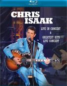 Chris Isaak: Live In Concert / Greatest Hits Live In Concert Blu-ray