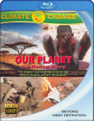 Our Planet: The Kenya Story Blu-ray