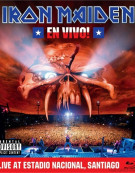 Iron Maiden: En Vivo!  Blu-ray
