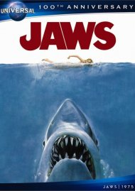 Jaws (DVD + Digital Copy + UltraViolet) Movie