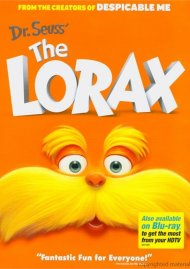 Dr. Seuss The Lorax Movie