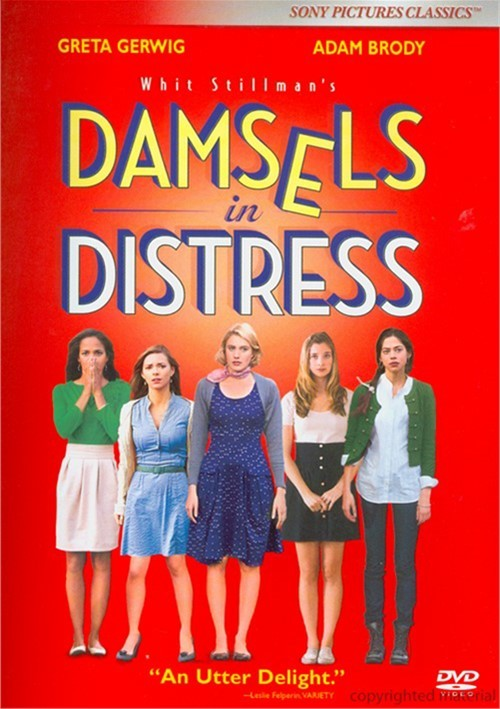 Damsels In Distress Movie