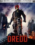 Dredd 3D (Blu-ray 3D + Blu-ray + Digital Copy + UltraViolet) Blu-ray