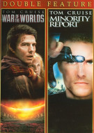 War Of The Worlds / Minority Report (Double Feature) Movie