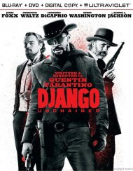 Django Unchained (Blu-ray + DVD + Digital Copy + UltraViolet) Blu-ray