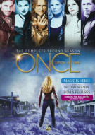 Once Upon A Time: The Complete Second Season Movie