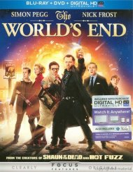 Worlds End, The (Blu-ray + DVD + UltraViolet) Blu-ray