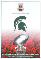 2014 Rose Bowl Game Movie