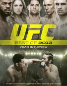 UFC: Best Of 2013 Blu-ray