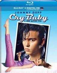 Cry-Baby (Blu-ray + UltraViolet) Blu-ray