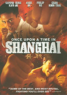 Once Upon A Time In Shanghai Movie