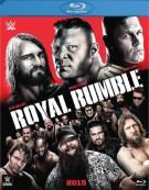 WWE: Royal Rumble 2015 Blu-ray