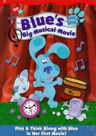 Blues Clues: Blues Big Musical Movie Movie