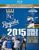 Kansas City Royals: 2015 World Series Collection - Collectors Edition Blu-ray