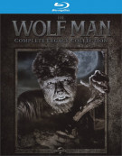 Wolf Man, The: Complete Legacy Collection Blu-ray