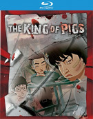 King Of Pigs, The Blu-ray