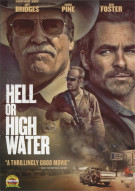 Hell Or High Water (DVD + UltraViolet) Movie
