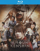 Rurouni Kenshin Part II: Kyoto Inferno (Blu-ray + DVD + UltraViolet) Blu-ray