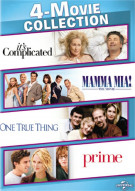 4-Movie Collection:Its Complicated/Mamma Mia!/One True Thing/Prime Movie