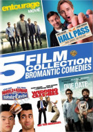5 Film Collection: Bromantic Comedies Movie