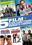 5 Film Collection: Bromantic Comedies Movie