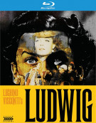 Ludwig (Blu-ray + DVD Combo) Blu-ray