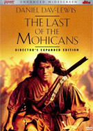 Last Of The Mohicans, The (DTS) Movie