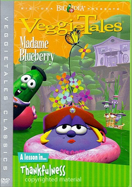 Veggie Tales: Madame Blueberry Movie