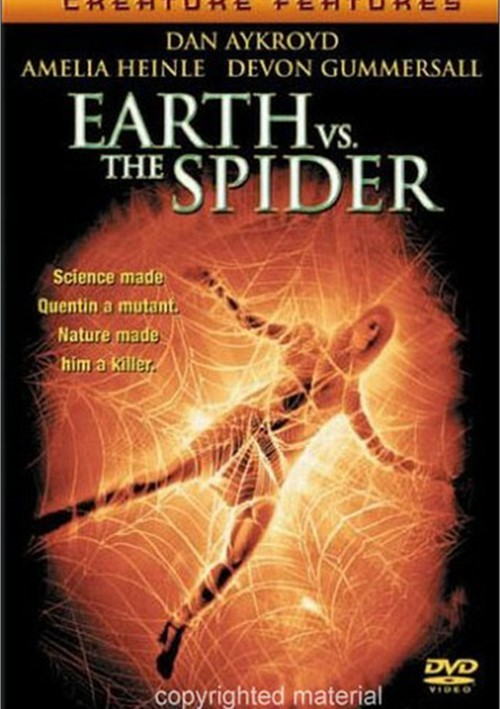 Earth vs. The Spider Movie