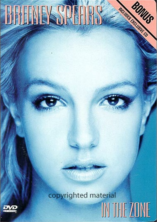 Britney Spears: In The Zone Movie