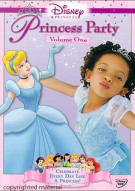Disney Princess Party: Volume One Movie
