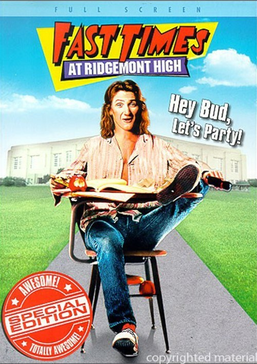 Fast Times At Ridgemont High: Special Edition (Fullscreen) Movie